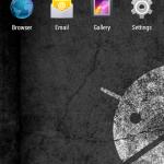 Configurar o seu e-mail no Android 1