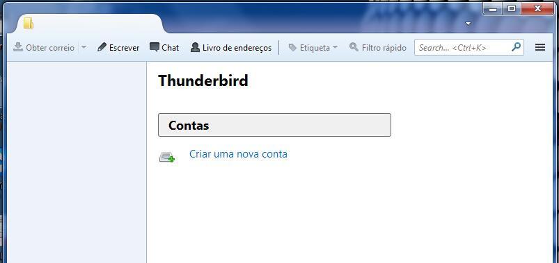 Thunderbird - Email Gratuito 1