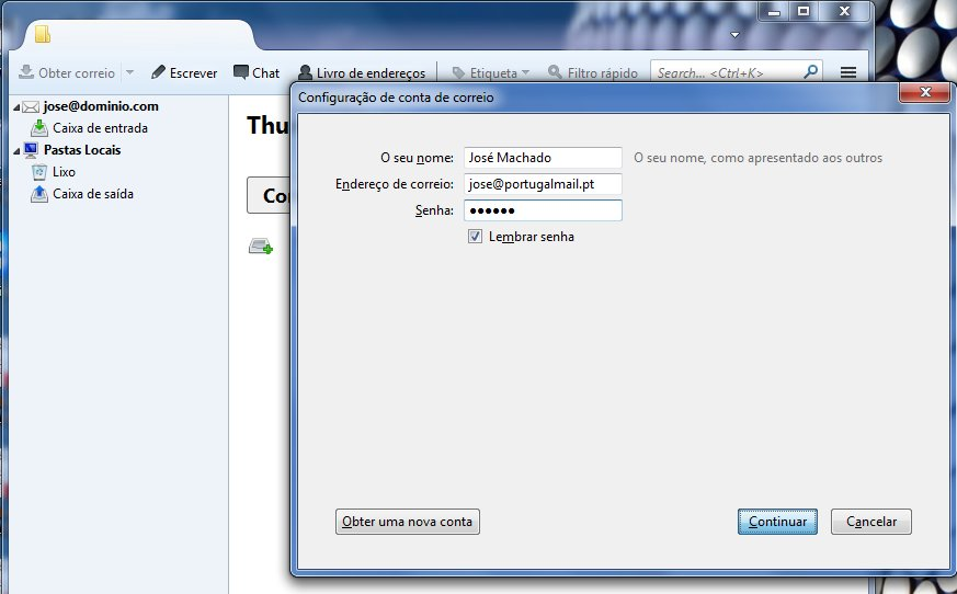 Thunderbird - Email Gratuito 3